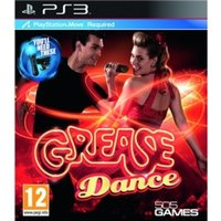 Playstation Move Grease Dance Game