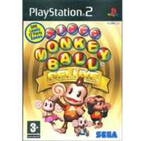Super Monkey Ball Deluxe Game