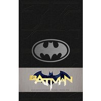 Batman Logo Hardcover Ruled Journal