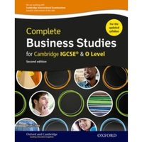 Complete Business Studies for Cambridge IGCSE and O Level (Complete Series) Paperback