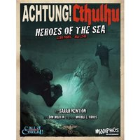Achtung! Cthulhu Heroes Of The Sea Zero Point May 1940