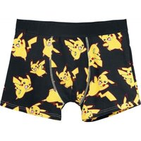 Pokemon Dancing Pikachu All-Over Pattern Small Boxer Short