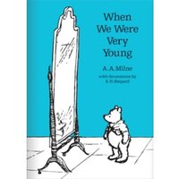 When We Were Very Young by A. A. Milne (Hardback, 2016)