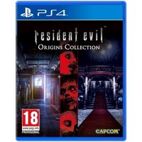 Resident Evil Origins Collection PS4 Game (with Nurse & Cody Exclusive DLC Costumes)