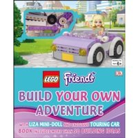 LEGO (R) Friends Build Your Own Adventure : With mini doll and model