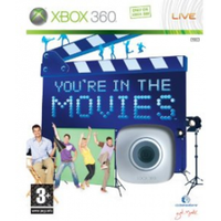 Xbox LIVE Vision Camera + You're In The Movies Game