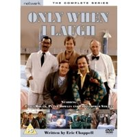 Only When I Laugh Series 1-4 DVD