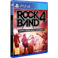 Rock Band 4 Solus PS4 Game