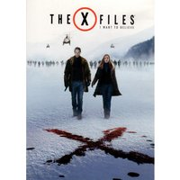 The X Files: I Want To Believe DVD