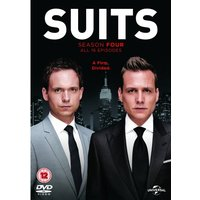 Suits - Season 4 DVD