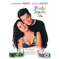 Fools Rush In DVD