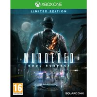 Murdered Soul Suspect Limited Edition Xbox One Game