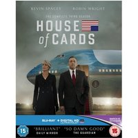 House Of Cards Season 3 Blu-ray