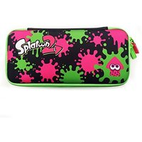 HORI Splatoon 2 Switch Tough Pouch