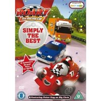 Roary the Racing Car - Simply the Best DVD