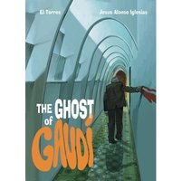 The Ghost Of Gaudi Hardcover