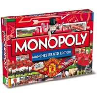 Manchester United Football Club Monopoly