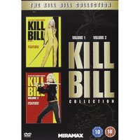 The Kill Bill Collection DVD