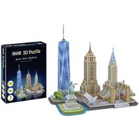 Image of New York Skyline Revell 3D Puzzle