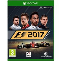F1 2017 Xbox One Game
