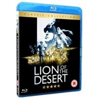 The Lion Of The Desert Blu-ray