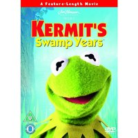 Kermit's Swamp Years DVD