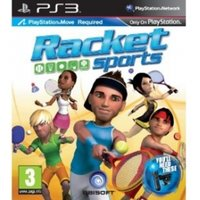 Ex-Display Playstation Move Racket Sports Game