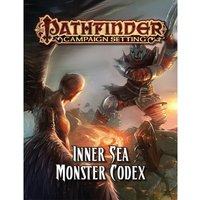 Pathfinder Campaign Setting Inner Sea Monster Codex
