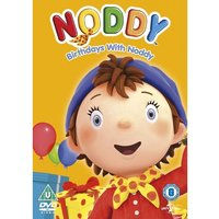 Noddy in Toyland - Birthdays With Noddy DVD