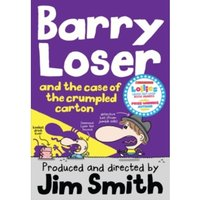 Barry Loser and the case of the crumpled carton : 6
