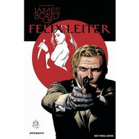 James Bond Felix Leiter Hardcover