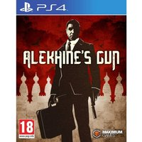 Alekhine's Gun PS4 Game