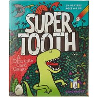 Gamewright Supertooth Game