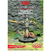 Dungeons & Dragons Collector's Series Tomb of Annihiliation Miniature - Ras Nsi