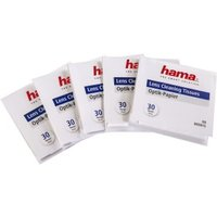 Hama Lens Cleaning Tissues, 5 x 30 tissues