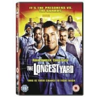 The Longest Yard DVD