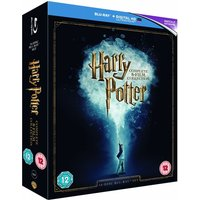 Harry Potter - Complete 8-Film Collection (2016 Edition) Blu-ray
