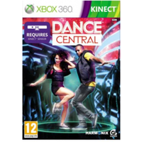 Kinect Dance Central Game