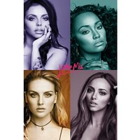Little Mix Quad Maxi Poster