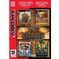 Age Of Empires Collector's Edition Game