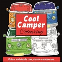 Campervan Colouring : Freedom Collection