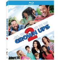 Grown Ups 2 Blu-ray & UV Copy