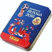 FIFA World Cup 2018 Sticker Collection Mega Tin