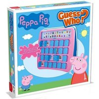 Guess Who Peppa Pig