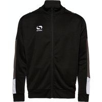 Sondico Venata Walkout Jacket Youth 13 (XLB) Black/Charcoal/White