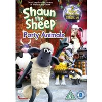 Shaun the Sheep - Party Animals DVD