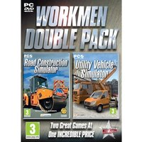 Workman Double Pack (Road Construction & Utility Vehicle) Simulator Game