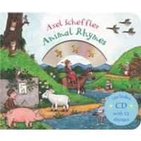 Mother Goose's Animal Rhymes : Book and CD Pack