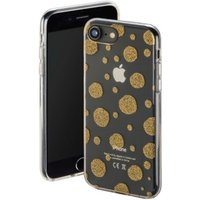 Hama Golden Circles Cover for Apple iPhone 6/6s/7/8, transparent/gold