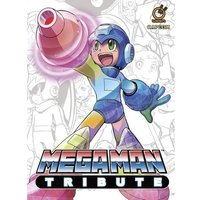 Mega Man Tribute hardcover